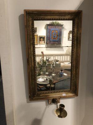 221.) Gustaviansk spegellampett    (publ.7/4-19)